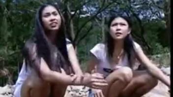 เรียงคิวเย็ด เย็ดในป่า เย็ดน้ำแตก เย็ดขืนใจ หนังโป๊ไทยเป็นเรื่อง รุมโทรมหี พามาเย็ด